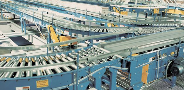 HIGH SPEED CONVEYOR