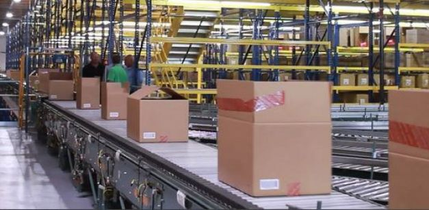 PARCEL HANDLING SYSTEMS